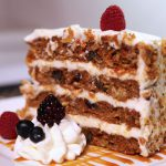 Fortun's Kitchen + Bar - Carrot Cake
