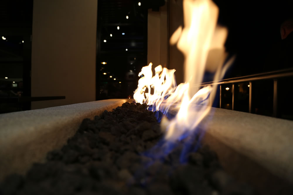 Fortun's Kitchen + Bar - Fire